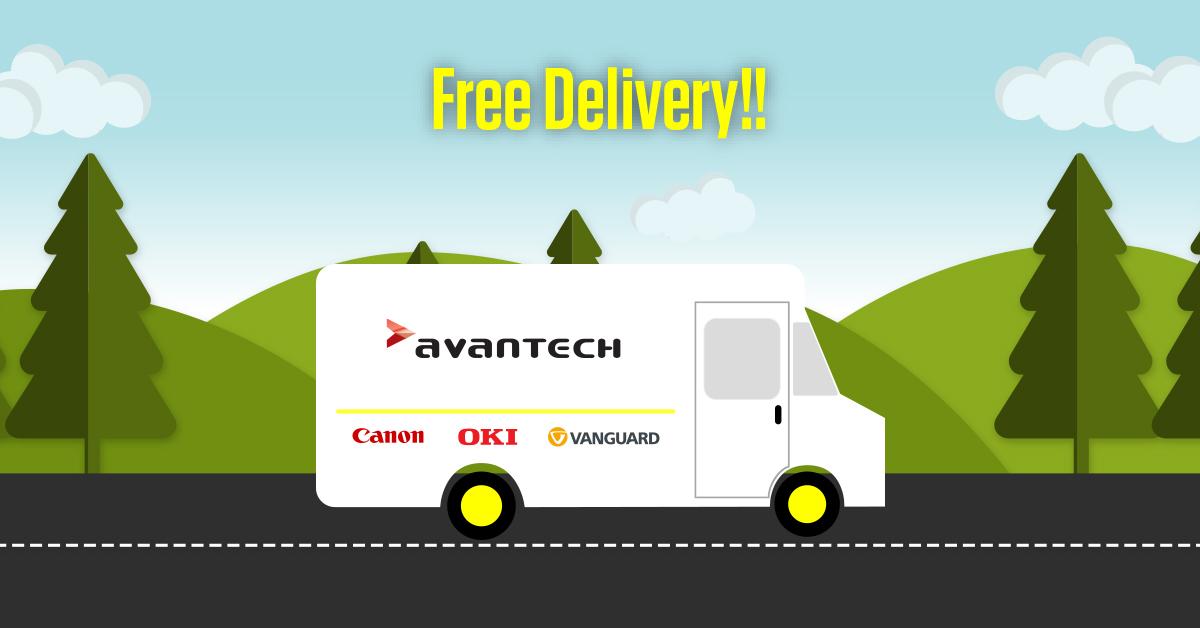 Avantech Delivery Services