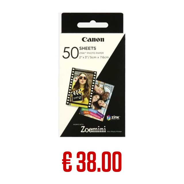 Canon Zoemini Paper_50 shts_Buy Now Image
