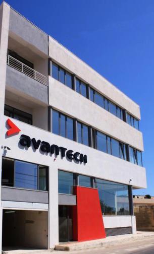 Avantech Building_About Avantech