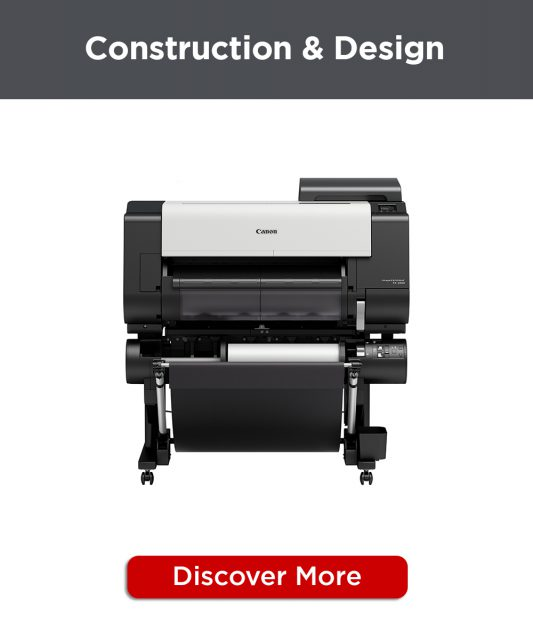 Canon CAD Large Format Printers