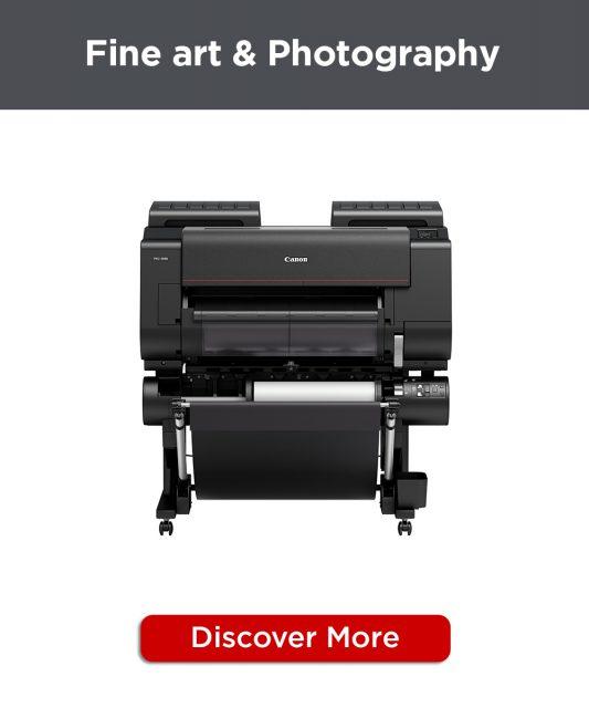 Canon Fine Art Large Format Printers