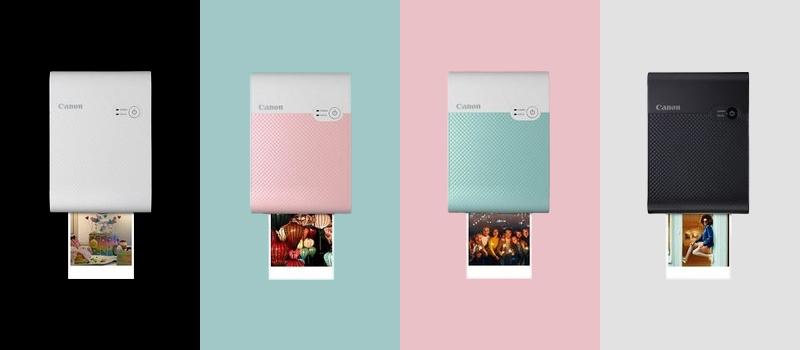 Canon Selphy Square Printers_Printer Colours