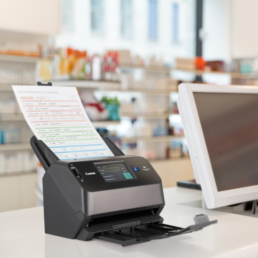 Document scanners_High-speed scanner