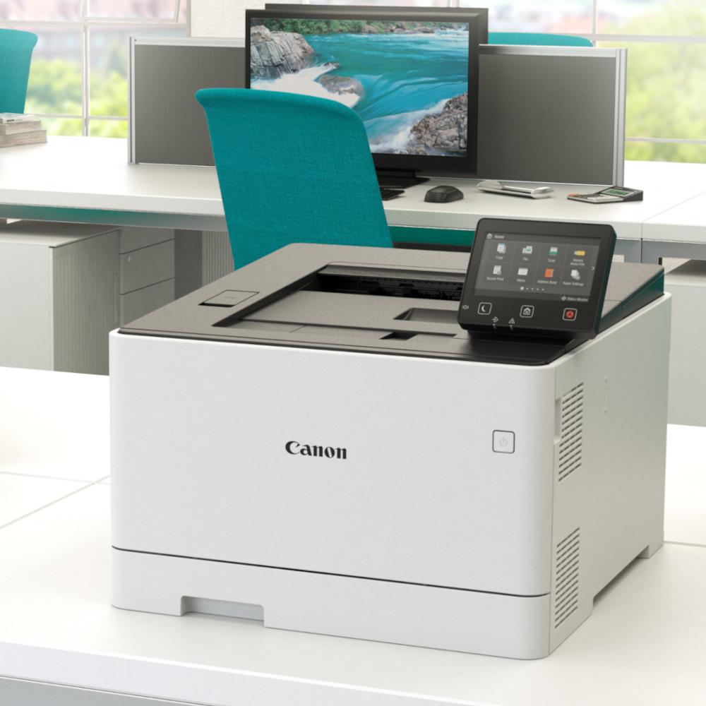 Canon i-Sensys_A4 Laser Single Function Office Printer