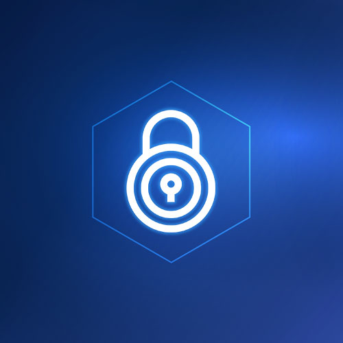 Security solutions icon