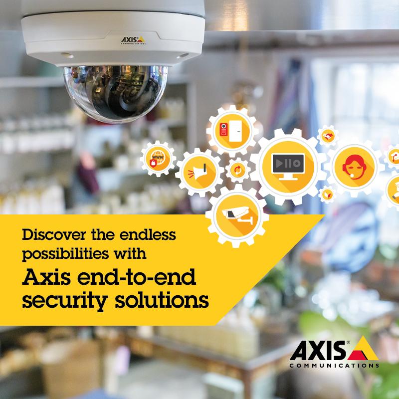 Axis CCTV Surveillance Solutions