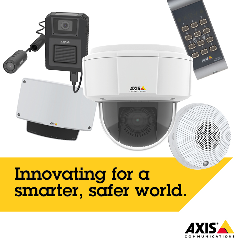 Axis advanced surveillance solutions
